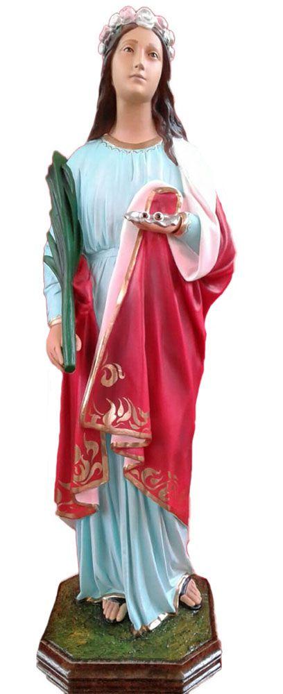 Santa Luzia - 85 cm