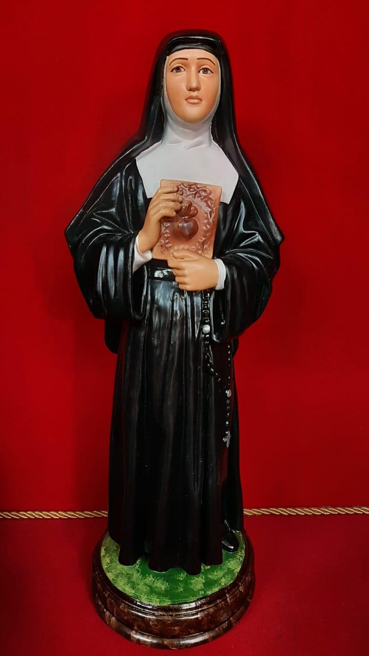 Santa Margarida Maria Alacoque - 30 cm