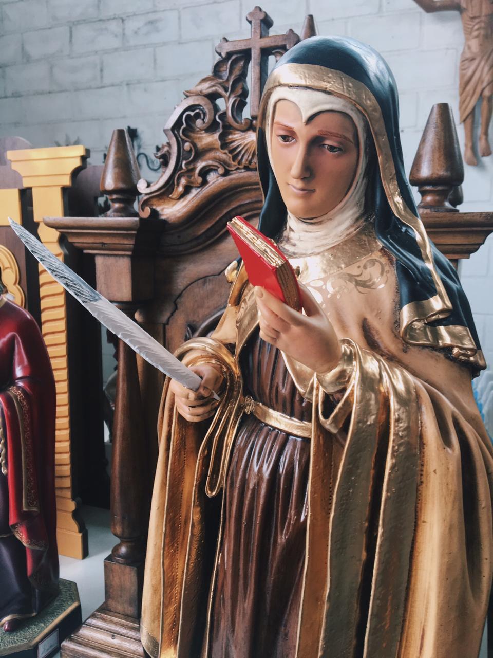 Santa Tereza D'Ávila - 80 cm