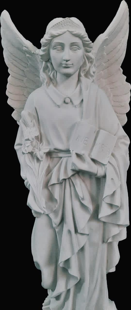 São Gabriel Arcanjo - 60 cm (pó de mármore)