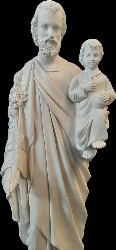 São José - 80 cm (pó de mármore)