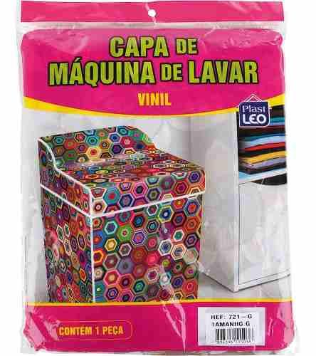 Capa para Máquina de Lavar - Colors