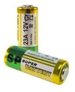 Pilha alcalina A23 12V - Super baterry