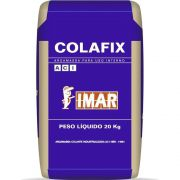 Argamassa Colafix Ac-I Cinza Interna 20Kg - Imar