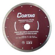 Disco de Corte Diamantado Profissional Plus 200X25,4MM - Cortag