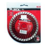 Disco de Corte Diamantado Turbo 115X22MM 731789 - Mtx