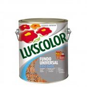 Fundo Universal Incolor Metais e Madeiras Base D'água 3,6L - Lukscolor