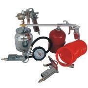 Kit Acessórios para Motocompressor 5 peças - Lynus