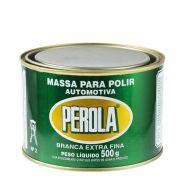 Massa para Polir 500g - Pérola