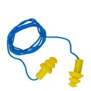 Protetor Auricular Silicone K10 com cordão - Kalipso