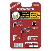 Resistência para Ducha Ultra 7800W 220V - Lorenzetti