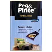 Tinta Peg & Pinte Latex Acrílico 18L - Eucatex