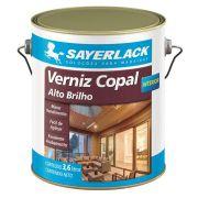 Verniz Copal Alto Brilho 3,6L - Sayerlack