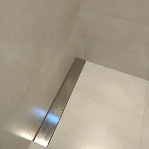 Ralo Linear Inox Flat Lisa 5x50cm - Lgmais