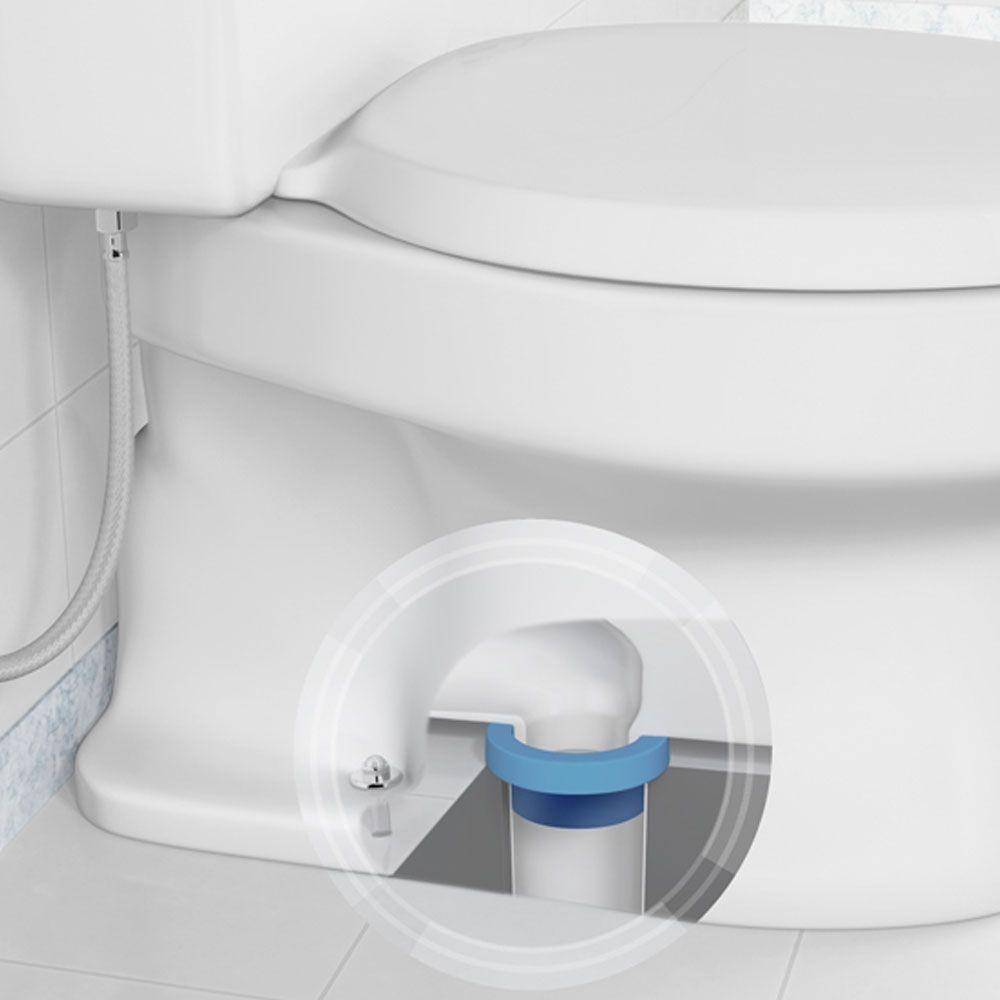 Anel de Vedação Bacias Sanitárias com Guia e Conjunto Fixação - Censi