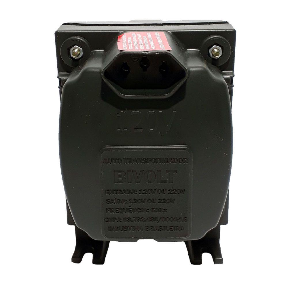 Autotransformador Slim Premium Bivolt 2000VA - Forceline