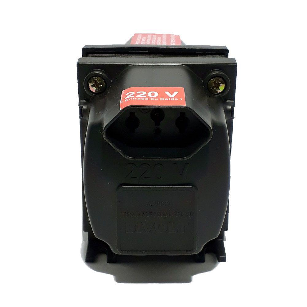 Autotransformador Slim Premium Bivolt 750VA - Forceline