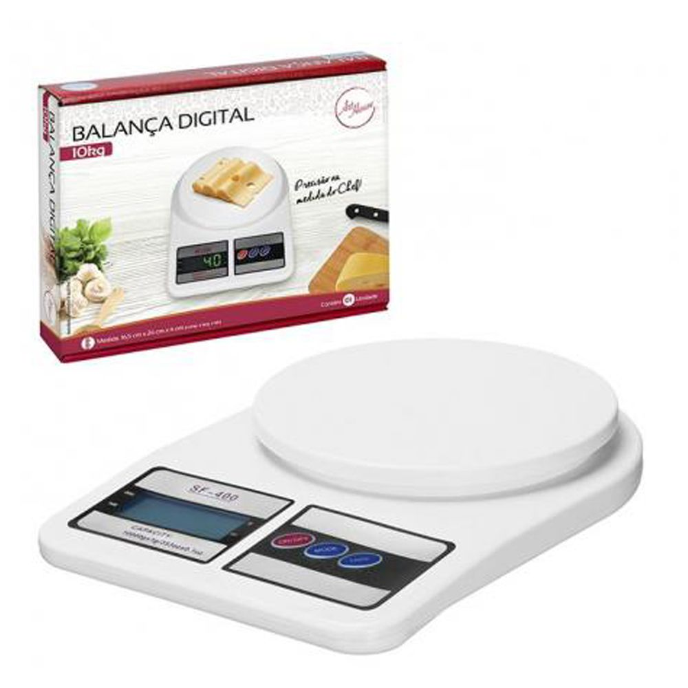 Balança Digital 10kg - Art House