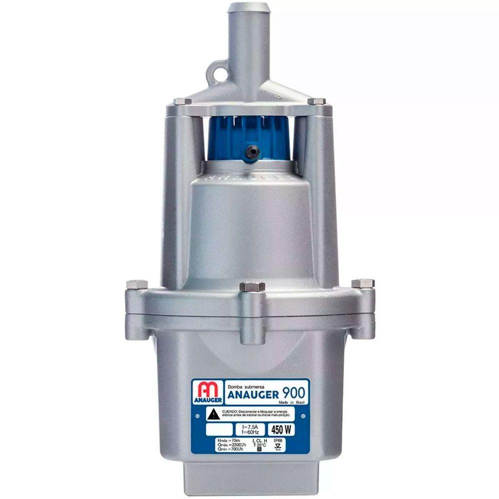 Bomba submersa 450W 220V 900 5G - Anauger