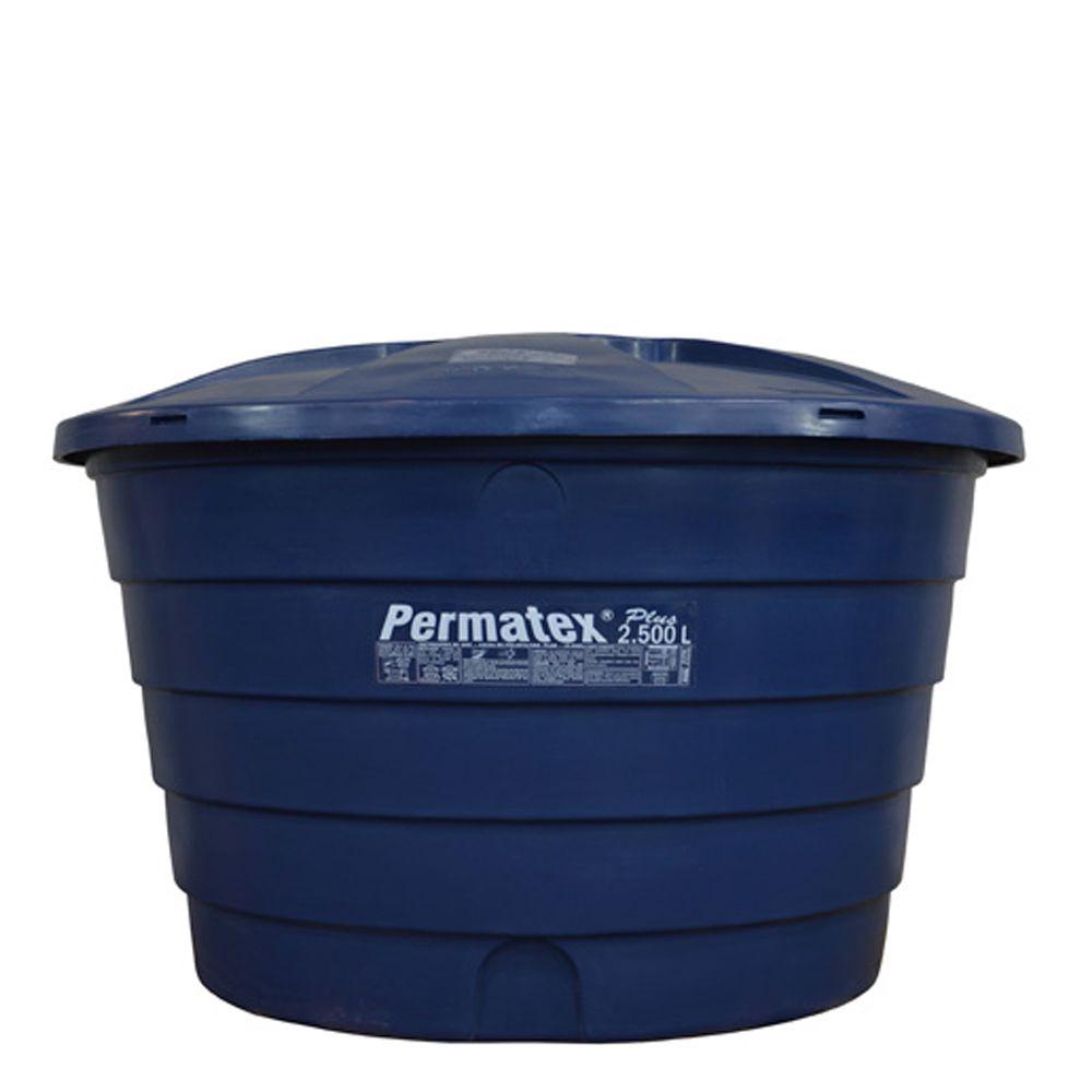 Caixa D'água 2500l Pressão - Permatex