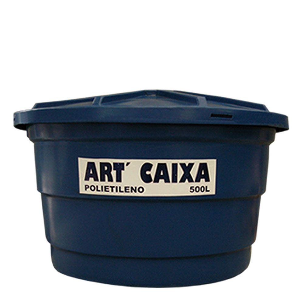 Caixa D'água 500l Pressão - Art Caixa
