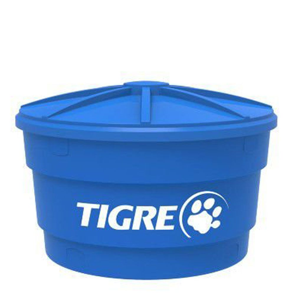 Caixa D'água 500l Pressão - Tigre