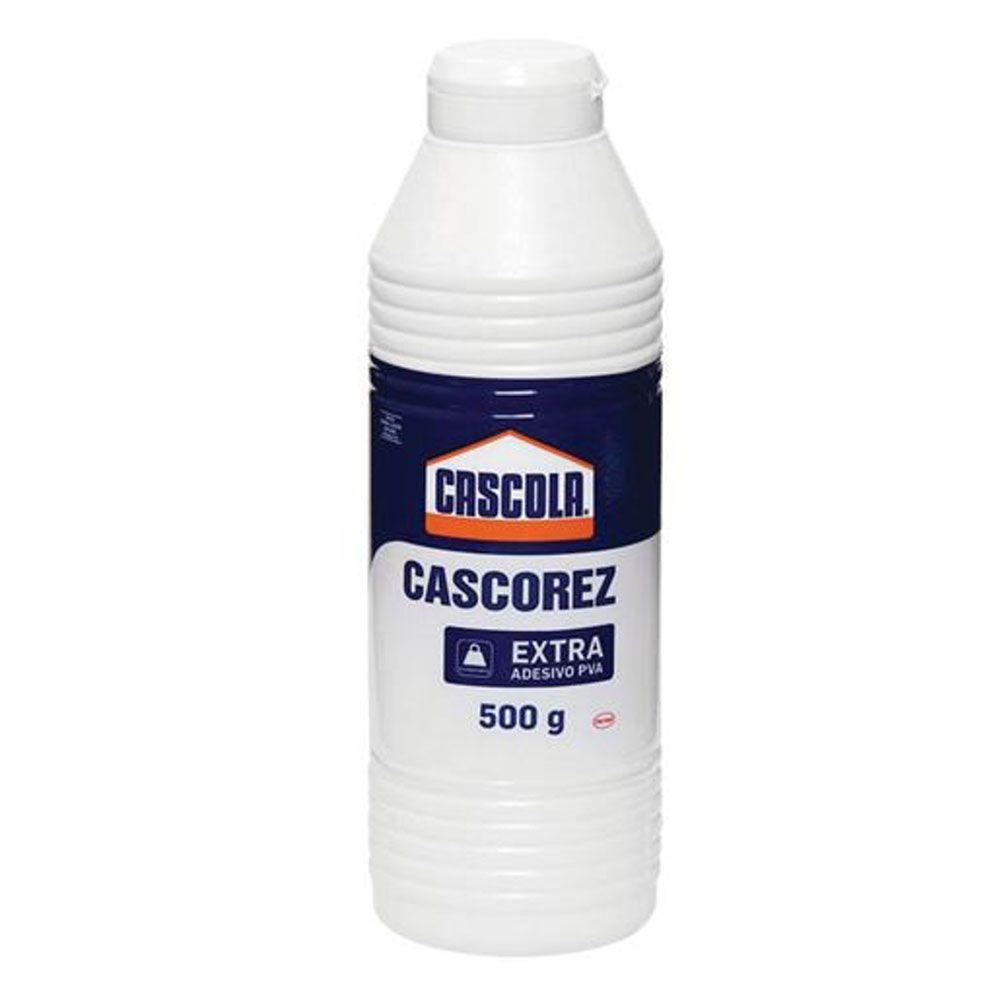 Cola Branca Pva Extra 500g - Cascola