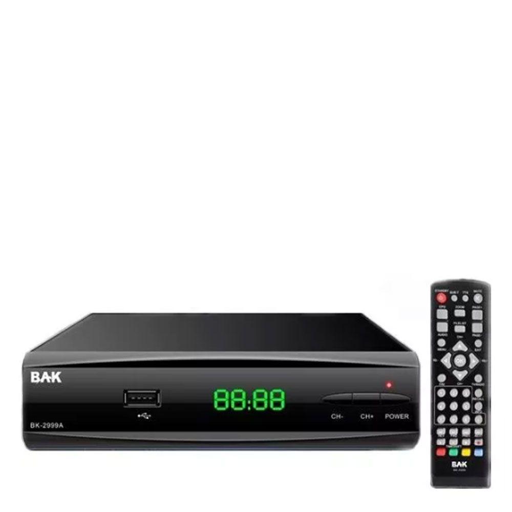 Conversor e Gravador Digital V2019 Quality Bk2999a - Bak