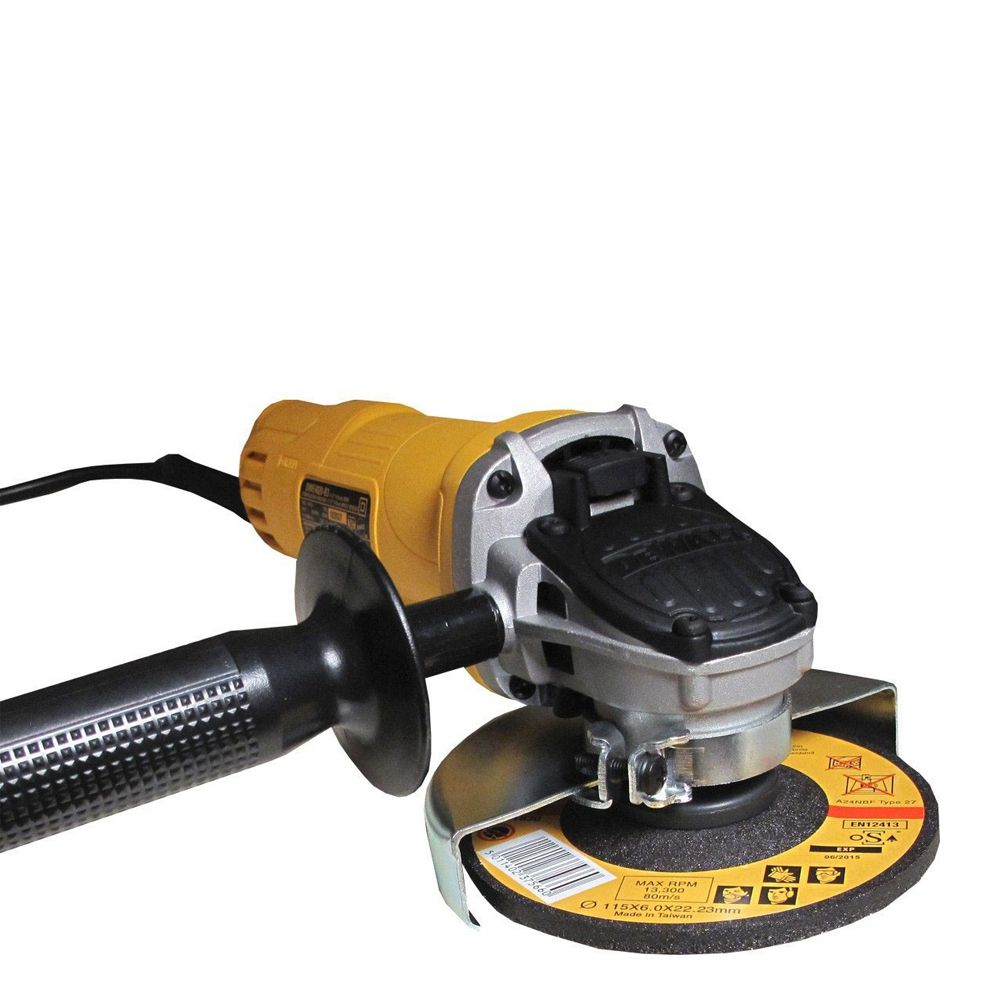 """Esmerilhadeira angular 4.1/2"""" DW4020BR 800W 115mm 127V - DeWalt"""