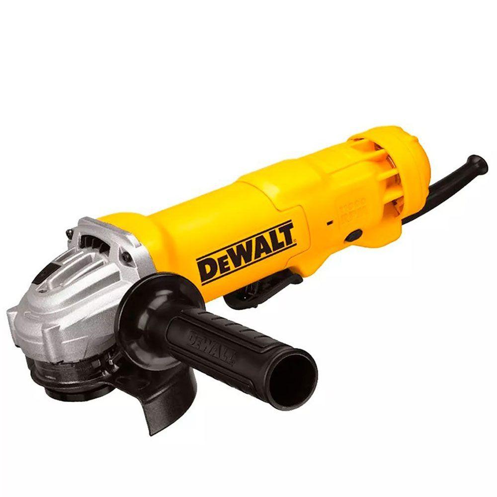 """Esmerilhadeira angular 5"""" DWE4212B2 1200W 125mm 220V - DeWalt"""