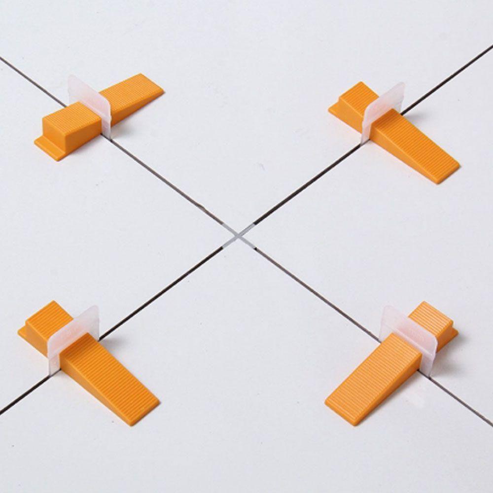 Espaçador Nivelamento p/ Piso 1,5mm - Cortag