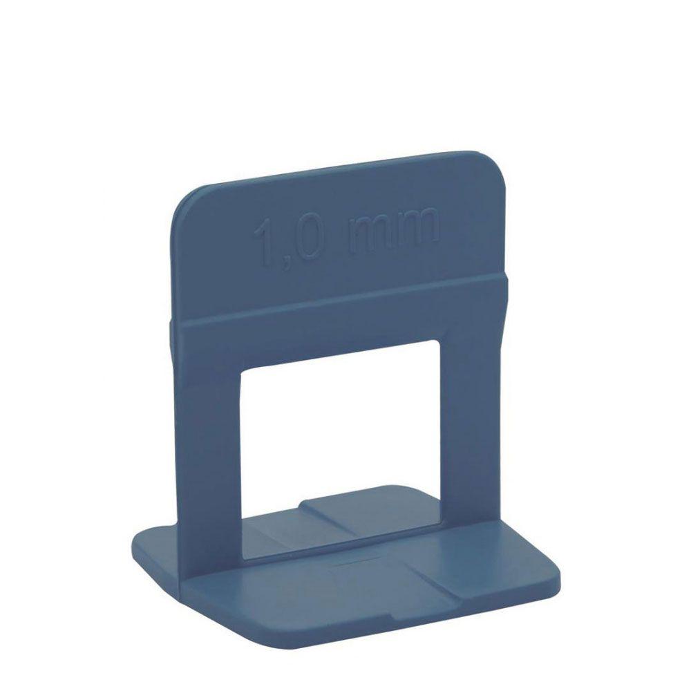 Espaçador Nivelamento p/ Piso 1mm - Deplast