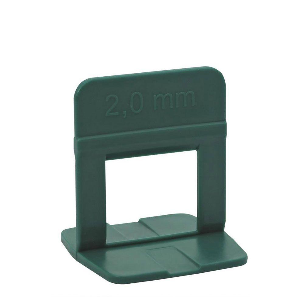 Espaçador Nivelamento p/ Piso 2,0mm - Cortag