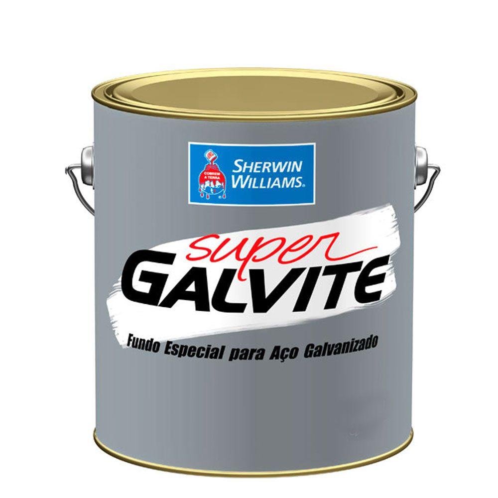 Fundo Gelo Especial para Aço Galvanizado 3,6L - Sherwin Willians