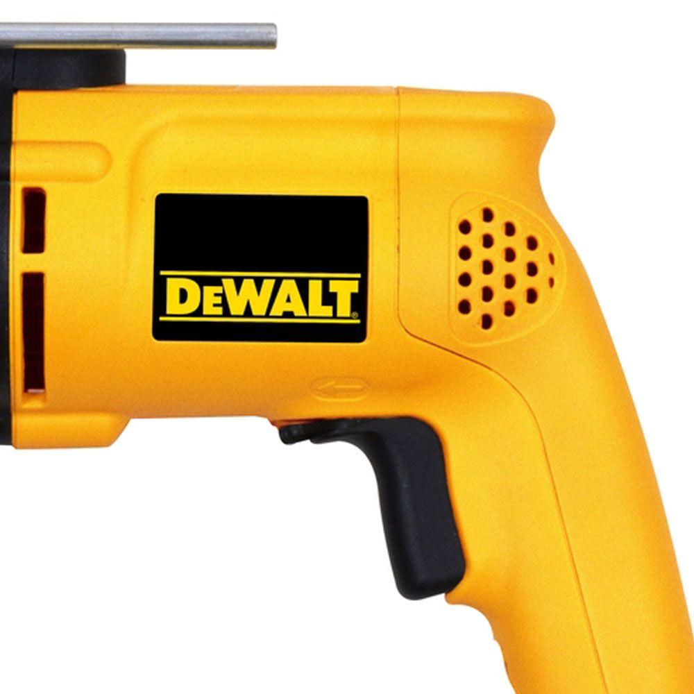 Furadeira de Impacto DWD502BR 710W 127V - DeWalt