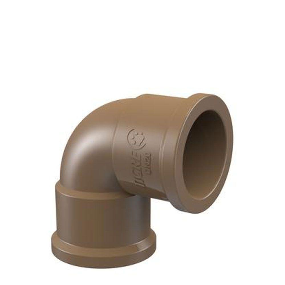 Joelho Pvc 90° Soldável  50mm - Multilit