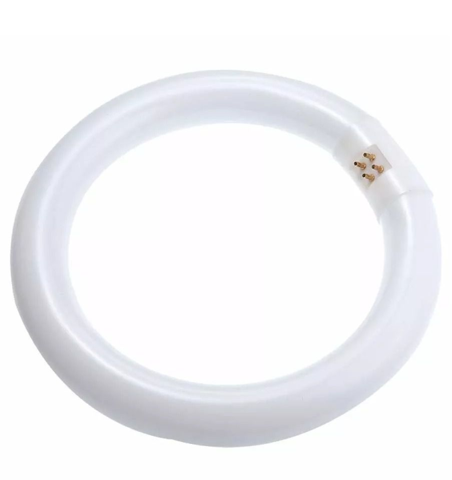 Lâmpada Fluorescente Circular Refil T9 22W Bivolt - Brasfort