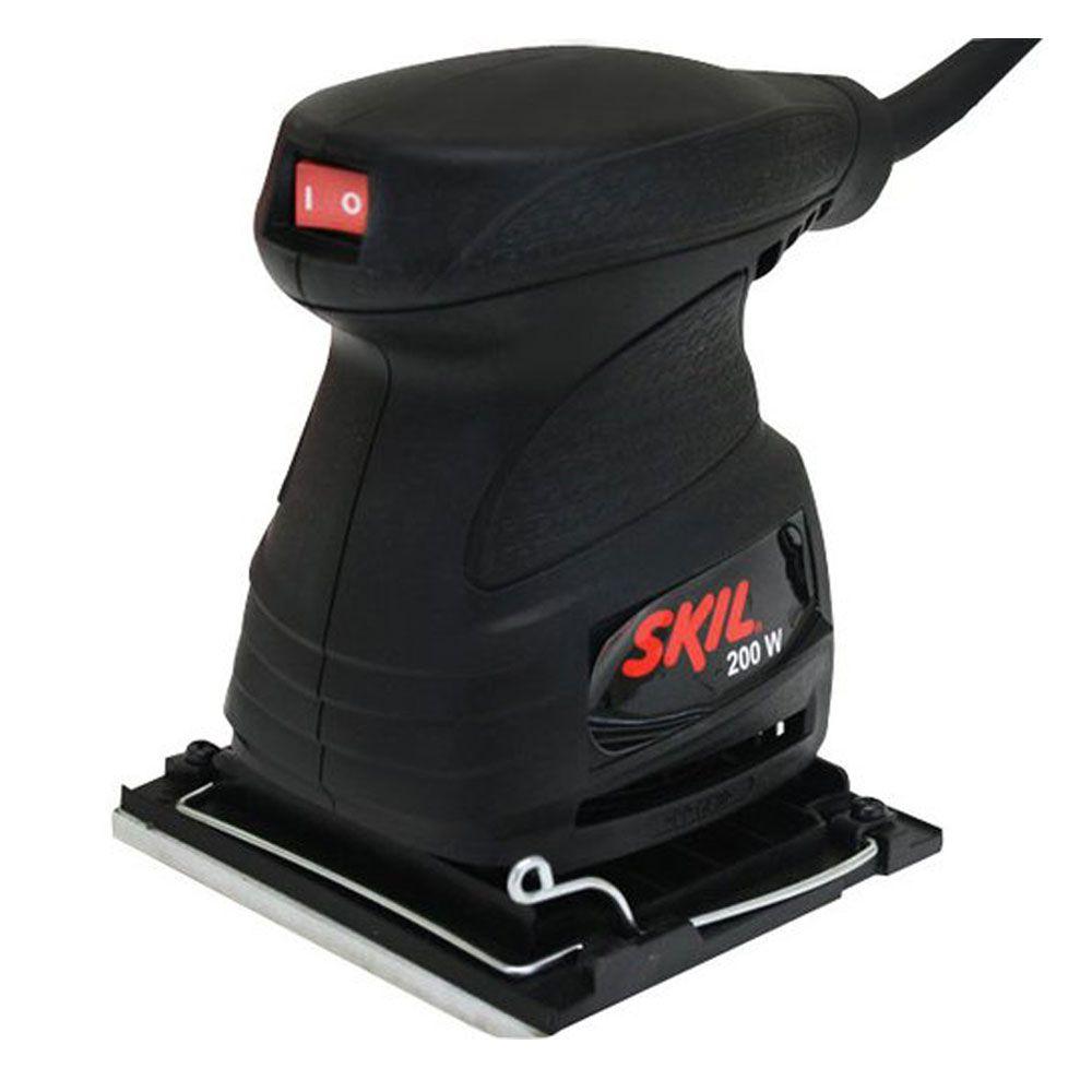 Lixadeira de Palma 114x140 mm 7232 200W 220V - Skil