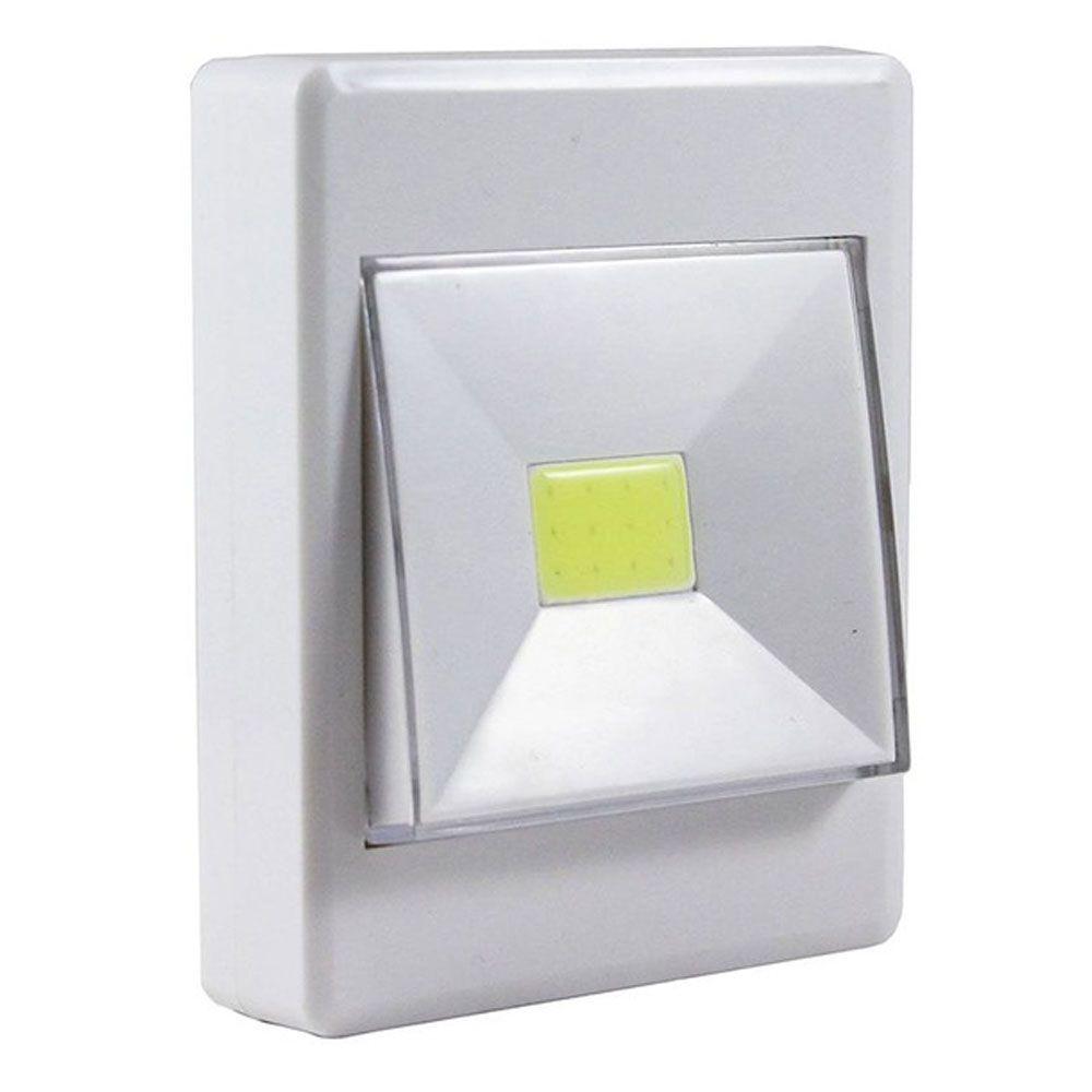 Luminária de emergência 1 Led 3W - Switch Light