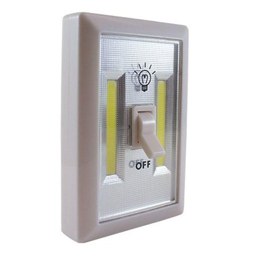 Luminária de emergência 2 Led 3W - Switch Light