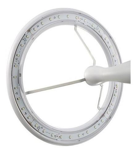 Luminária Gaya Cristal 39 LEDs 3w Branco Quente 3000k