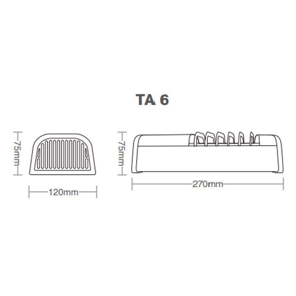 Luminária COMPACTA 60W - Taschibra