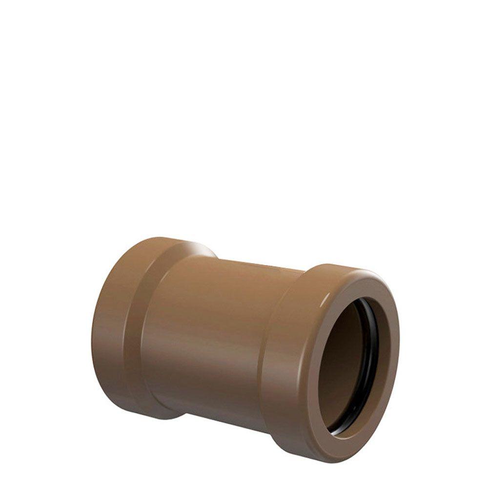 Luva de Correr PVC Soldável 25mm - Fortlev