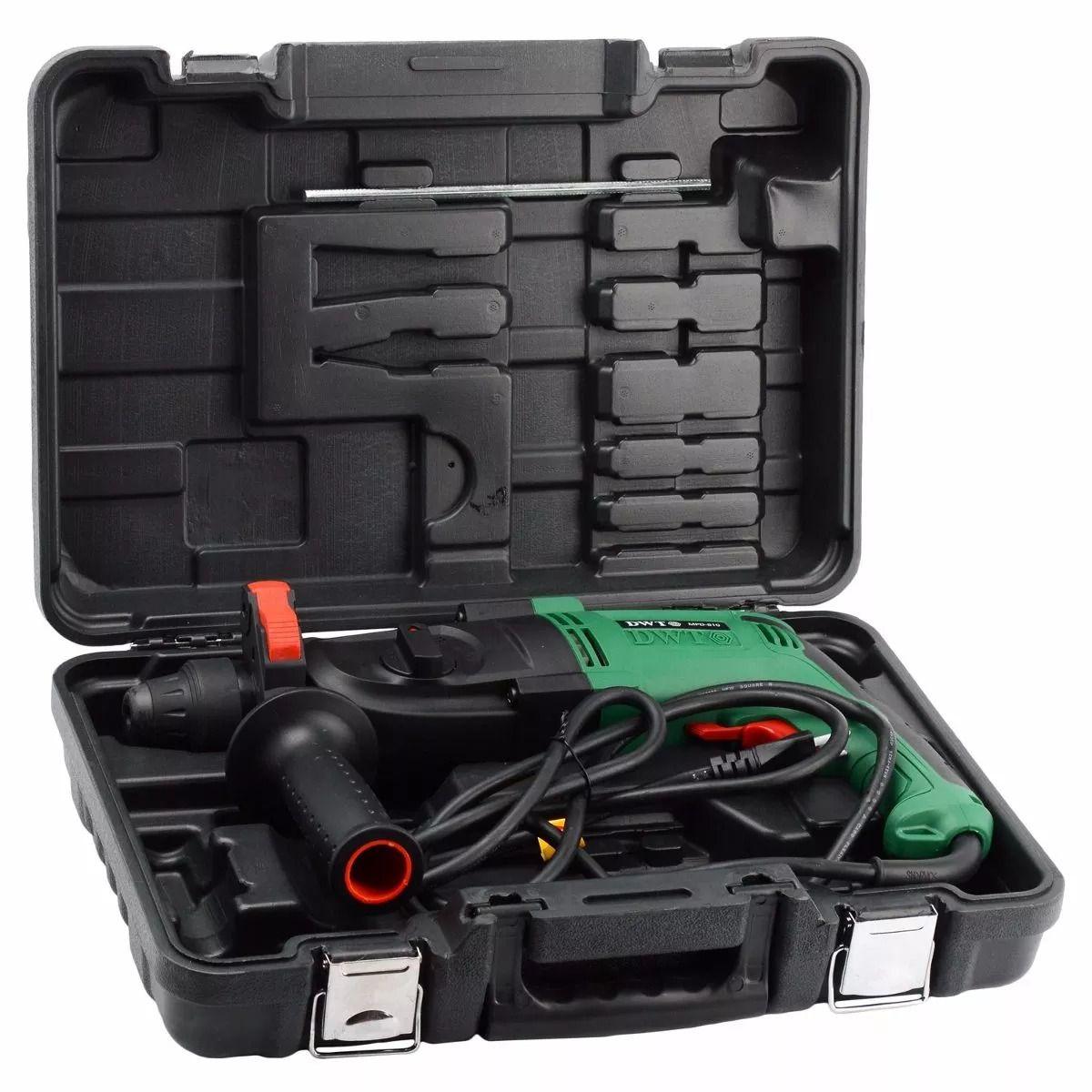 Martelete Perfurador/Rompedor MPD-853 850W 220V 3,3J - DWT
