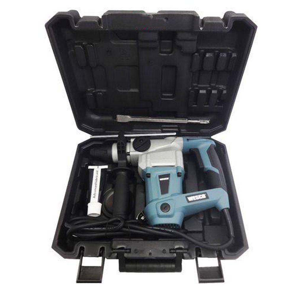 MARTELETE Rompedor / Perfurador SDS-PLUS WS3161K 1.000W 220V - Wesco