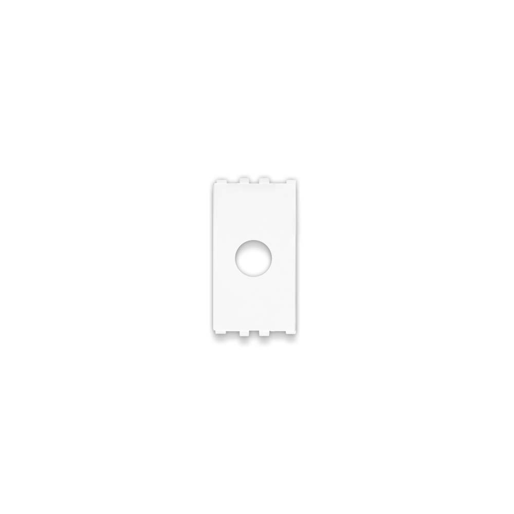 Módulo Com Furo 10mm  Branco - Apoio Lissê