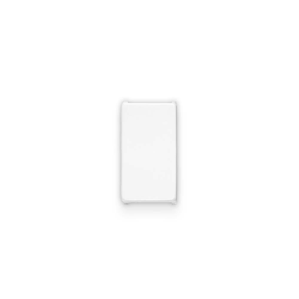 Módulo Interruptor Simples Branco - Apoio ModuLuz