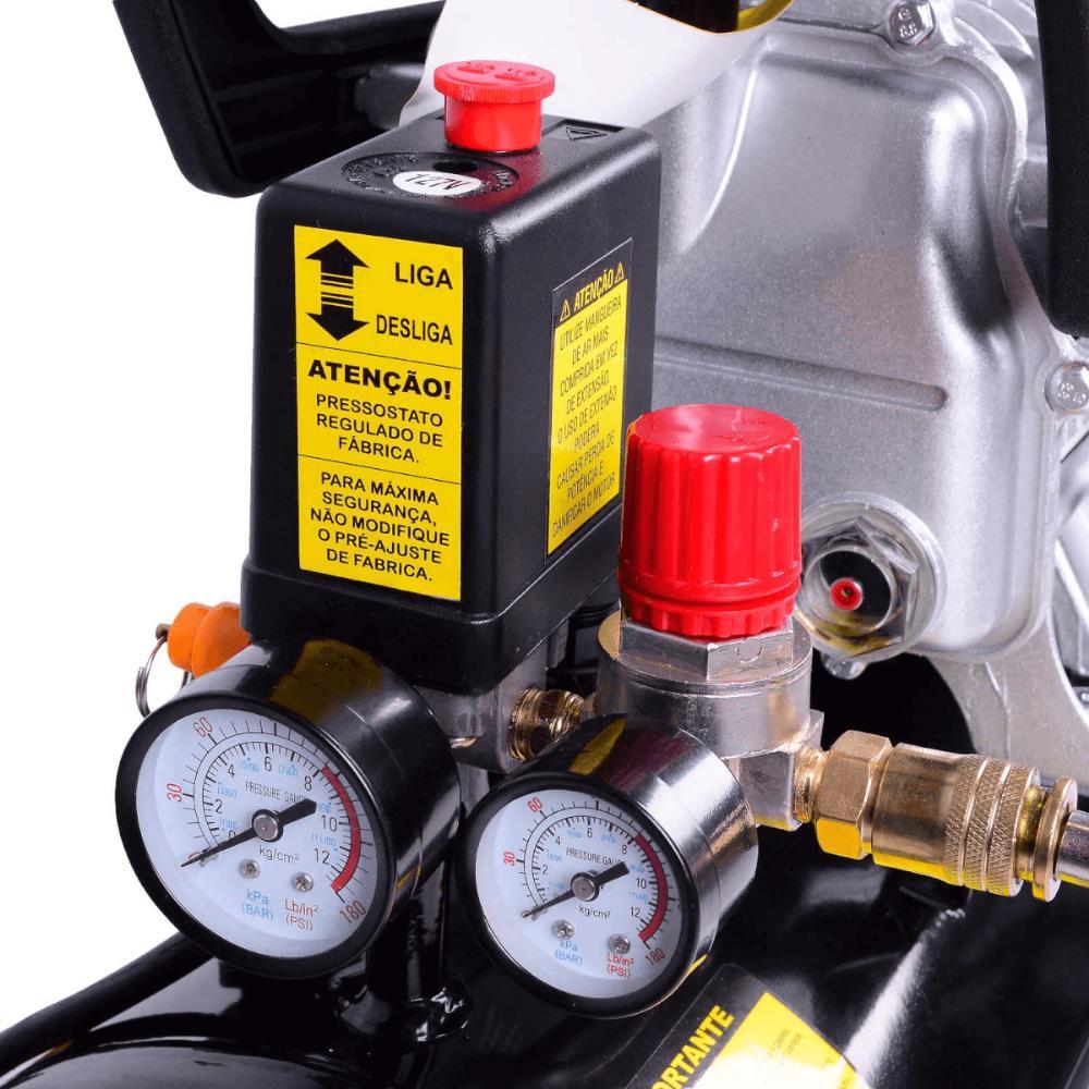 Motocompressor de Ar 7,4 PCM 24L 110V - Lynus