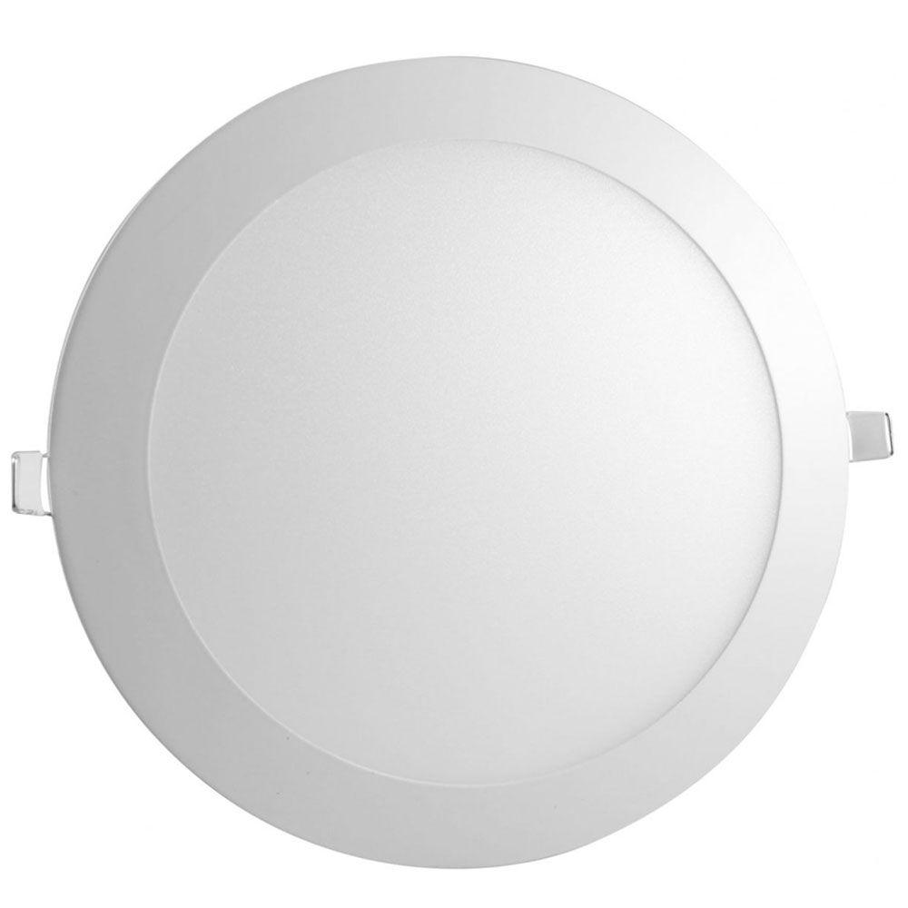 Plafon Embutir Superled 24w Bivolt  - Ourolux