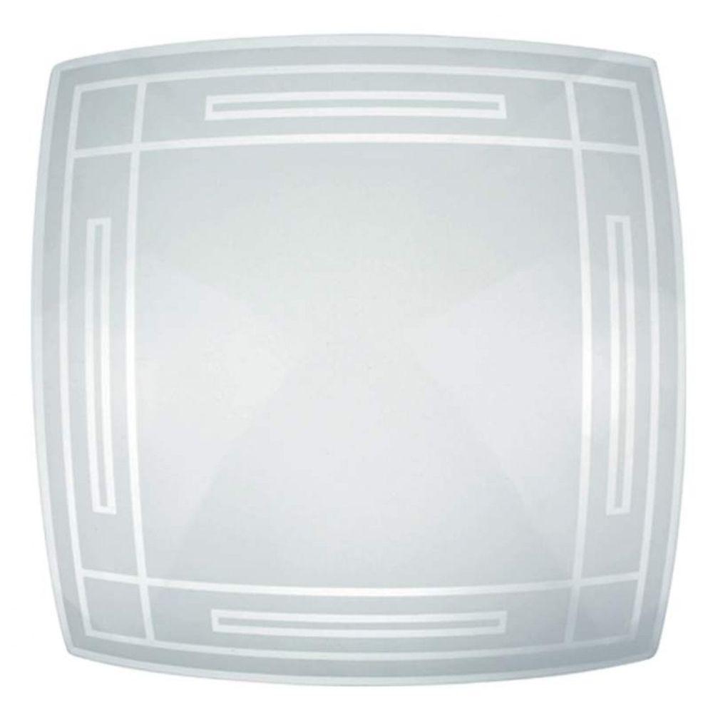 Plafon LED Sobrepor QUadrado 15W - Nacional